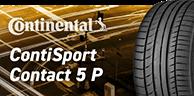 コンチネンタル/コンチ スポーツ コンタクト5P