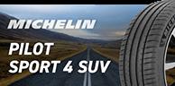 ミシュラン/パイロット スポーツ4 SUV